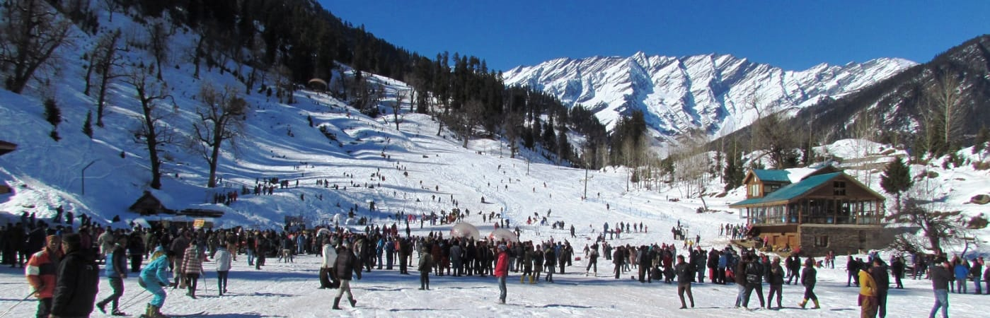 Majestic HimachalWith Chandigarh Tour Package