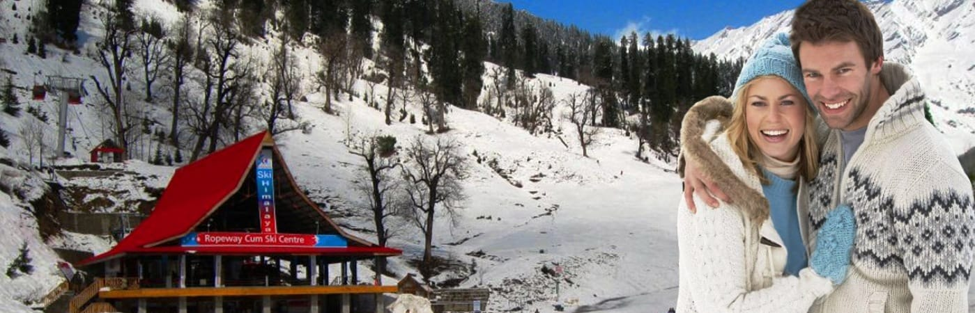 Best of Manali Honeymoon Package