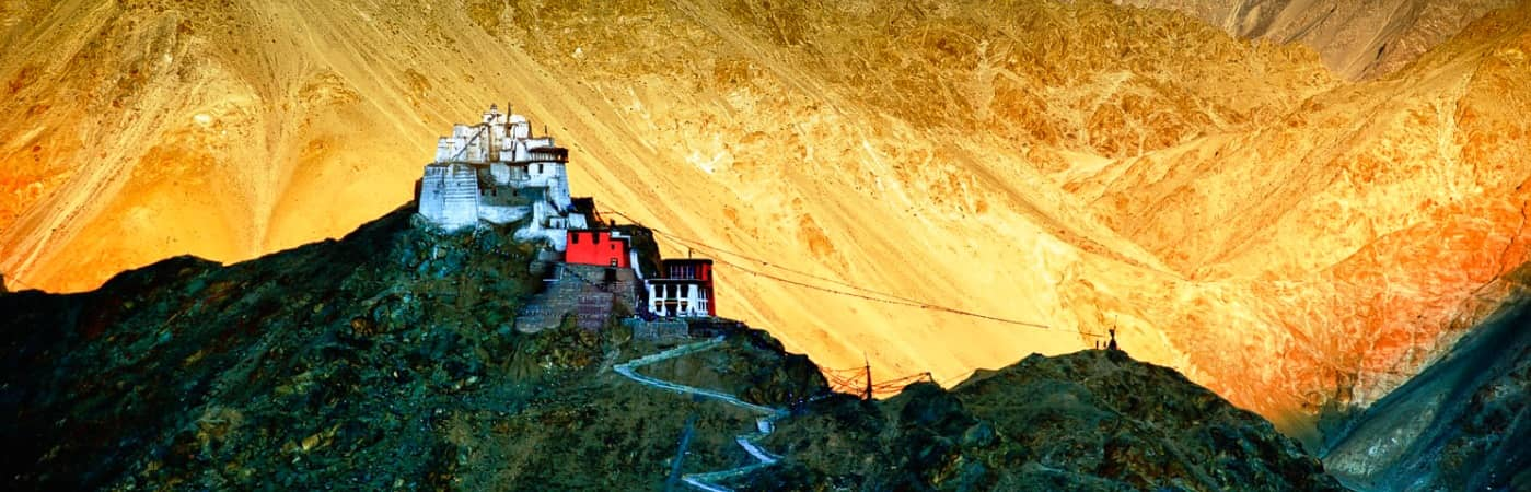 Spiti- Kinnour Classical Jeep Safari