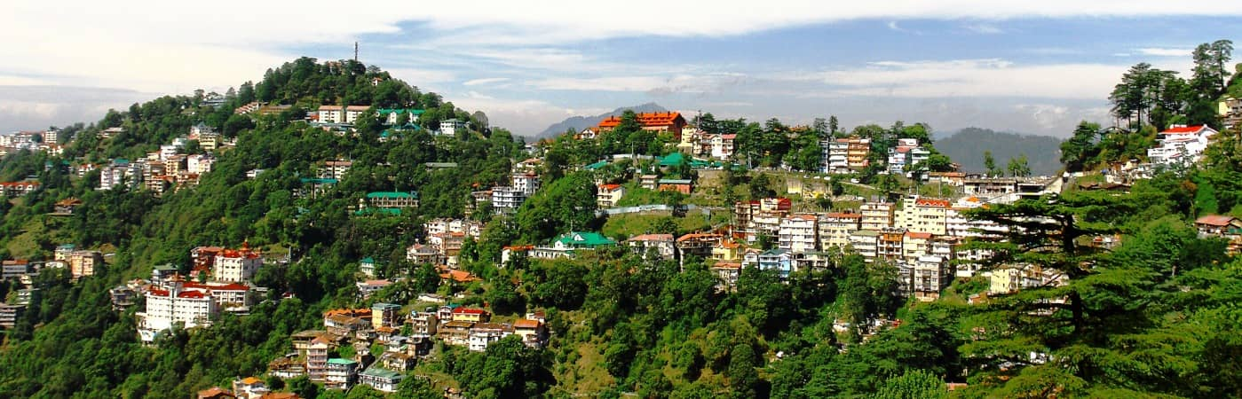 Shimla Tour Package By Volvo