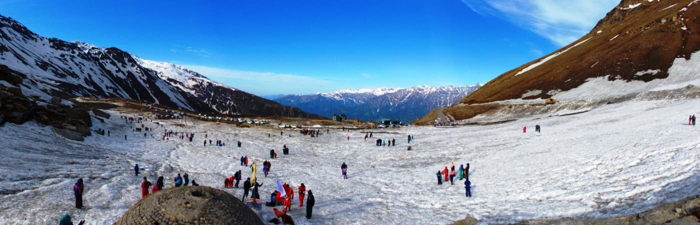 Explore Manali Honeymoon Package